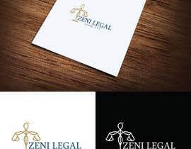 Nro 595 kilpailuun Logo for Zeni Legal Group, LLC käyttäjältä imranislamanik