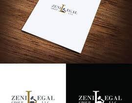 Nro 591 kilpailuun Logo for Zeni Legal Group, LLC käyttäjältä imranislamanik
