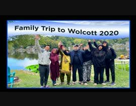 #46 untuk Create a 3 minute video of our family trip oleh AbodySamy