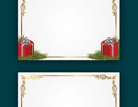 #56 for Christmas Card Postcard Border Design by imranislamanik