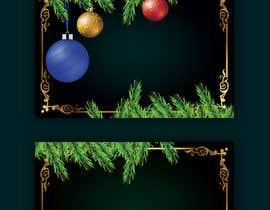 #62 for Christmas Card Postcard Border Design by imranislamanik