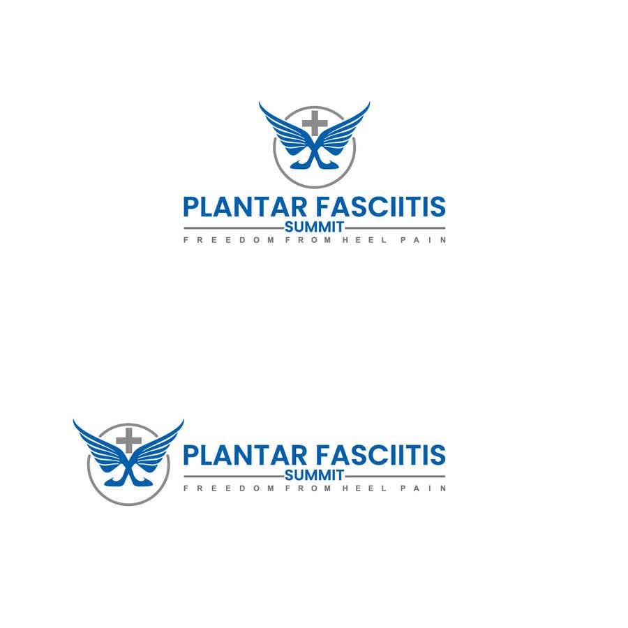 Bài tham dự cuộc thi #                                        49                                      cho                                         Plantar Fasciitis Summit Logo