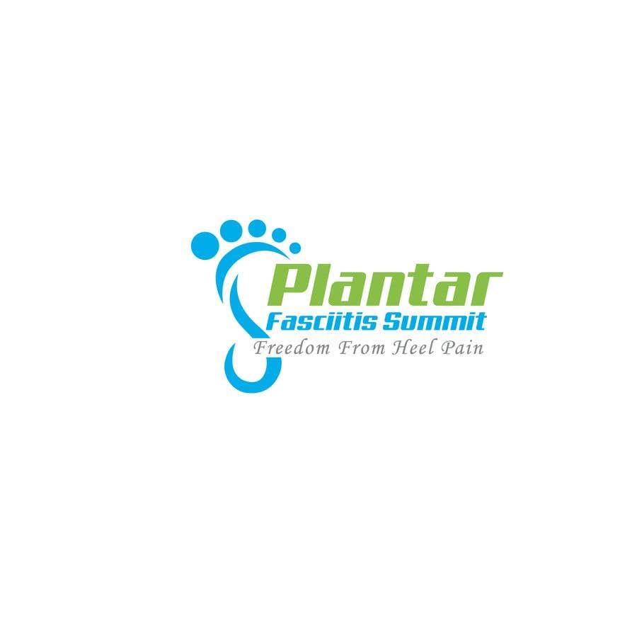 Bài tham dự cuộc thi #                                        69                                      cho                                         Plantar Fasciitis Summit Logo