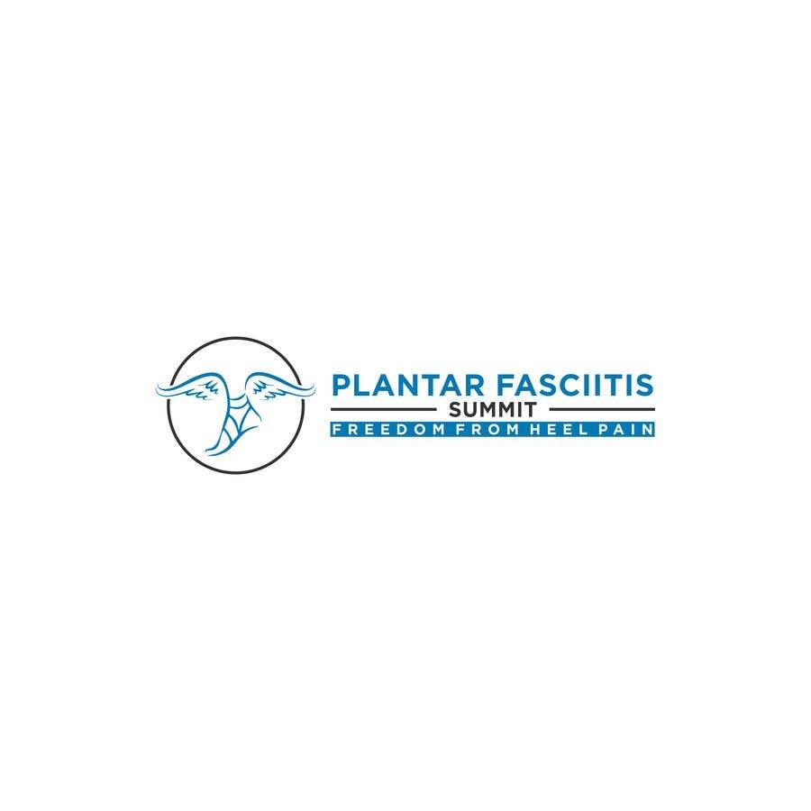 Bài tham dự cuộc thi #                                        58                                      cho                                         Plantar Fasciitis Summit Logo