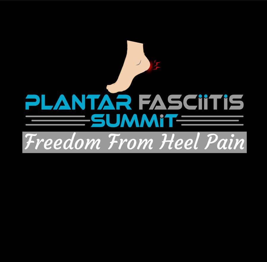 Bài tham dự cuộc thi #                                        41                                      cho                                         Plantar Fasciitis Summit Logo