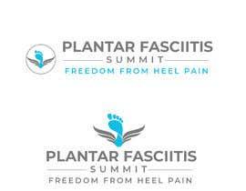 #81 cho Plantar Fasciitis Summit Logo bởi mcbrky