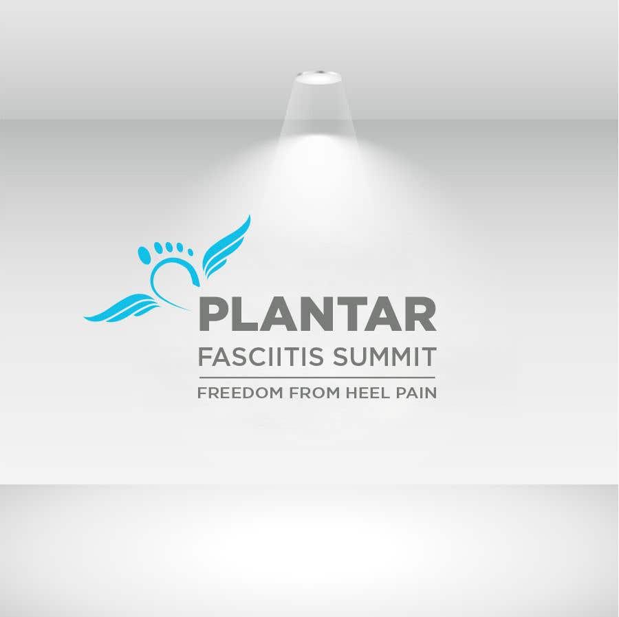 Bài tham dự cuộc thi #                                        79                                      cho                                         Plantar Fasciitis Summit Logo