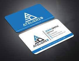 Nro 198 kilpailuun Looking for a business card and letterhead design käyttäjältä SLBNRLITON