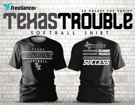 ngagspah21 tarafından I would like some help with my Softball traveling shirt design and altering a couple images için no 37