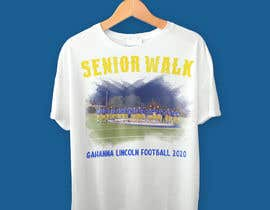 #40 for Senior Walk shirt af iamshfiqjaan