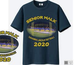 #31 for Senior Walk shirt af George397