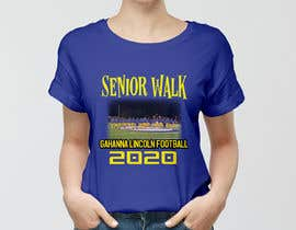 #4 for Senior Walk shirt af Nahidmd786