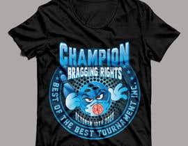 sauravarts tarafından Bragging Rights t-shirt design için no 88
