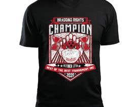 jibon710 tarafından Bragging Rights t-shirt design için no 127