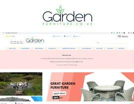#877 for I would like a logo designed for the name : GardenFurniture.co.uk . It must include all the text and must not include logos , I would like the design within the text , a minimal design is ideal af aminnaem13
