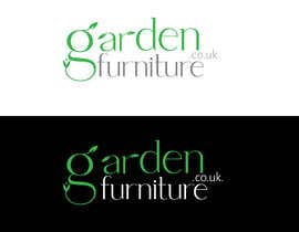 nº 881 pour I would like a logo designed for the name : GardenFurniture.co.uk . It must include all the text and must not include logos , I would like the design within the text , a minimal design is ideal par Aminapro2020