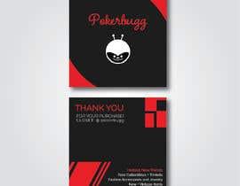 #107 for Pokerbugg - Business Card Design by parthoprotimdas3
