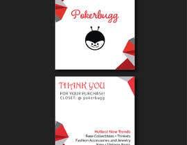 #108 for Pokerbugg - Business Card Design by parthoprotimdas3