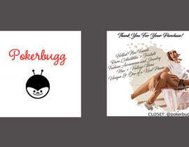 #104 for Pokerbugg - Business Card Design by sachee825