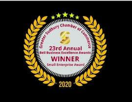 Nro 74 kilpailuun Make award badge from photo käyttäjältä leonbhowmik01