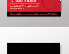 Nro 31 kilpailuun Design flyer/leaflet for company that sells sport photos käyttäjältä moslehu13