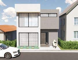 nº 100 pour Design a 2 floor house on 45sq meters plot with 2 floors par ridzarch