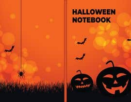 #23 for Need Halloween Cover for  Notebook Designed by raziul99