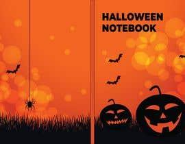 #23 para Need Halloween Cover for  Notebook Designed por raziul99
