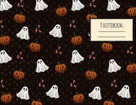 #24 para Need Halloween Cover for  Notebook Designed por RebecaBeatriceB