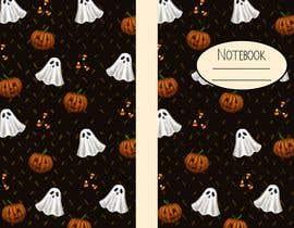 #31 para Need Halloween Cover for  Notebook Designed por RebecaBeatriceB