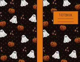 #32 para Need Halloween Cover for  Notebook Designed por RebecaBeatriceB