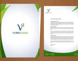 Nro 56 kilpailuun Stationery Design for Verrestone with additional work for winner käyttäjältä divinepixels