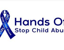 #3 for Designing an existing speech PPT - Hands Off Stop Child Abuse by rajute231