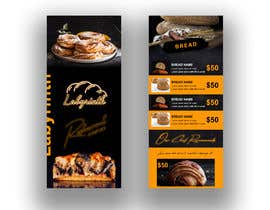#298 cho Bakery catalogue menu for the company name Labyrinth bởi adeadavid