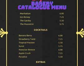#293 cho Bakery catalogue menu for the company name Labyrinth bởi editorkhadiza