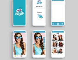 #13 untuk Graphic Design, Mobile App Screen oleh Scarfacce