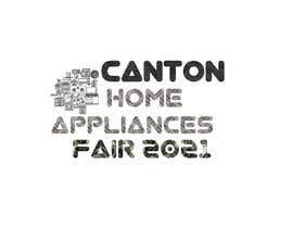 nº 223 pour Home Appliances online exhibition logo design contest par Milleybb