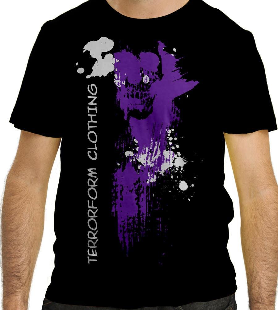 Konkurrenceindlæg #                                        19                                      for                                         T-shirt Design for new clothing business
