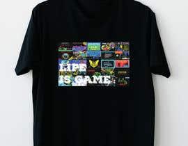 nº 95 pour make a modern t-shirt design for a retro computer par Shahariarhabib59