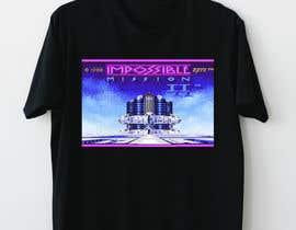nº 92 pour make a modern t-shirt design for a retro computer par mehedihasan384