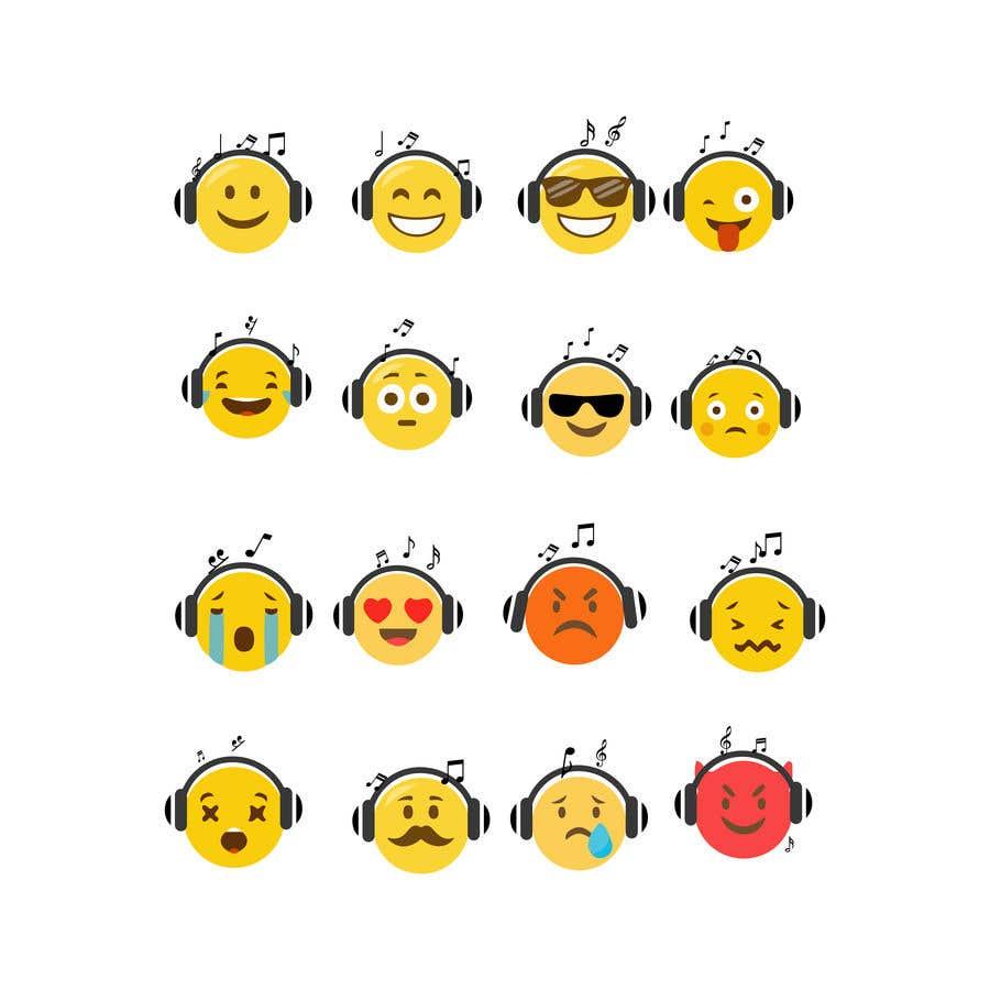 Bài tham dự cuộc thi #                                        119                                      cho                                         Design custom emojis for a YouTube-channel's membership program