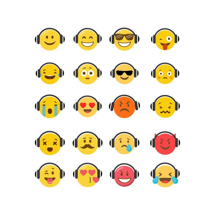 Bài tham dự cuộc thi #                                        122                                      cho                                         Design custom emojis for a YouTube-channel's membership program