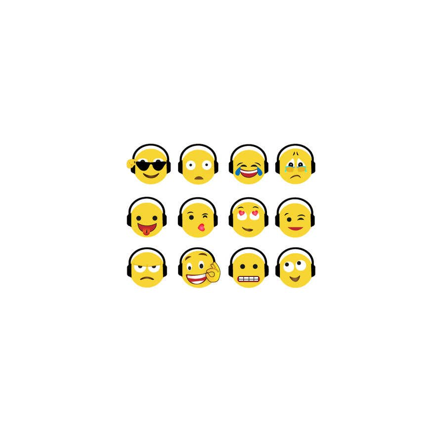 Bài tham dự cuộc thi #                                        147                                      cho                                         Design custom emojis for a YouTube-channel's membership program