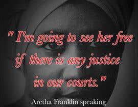 nº 21 pour Aretha Franklin par juliavp