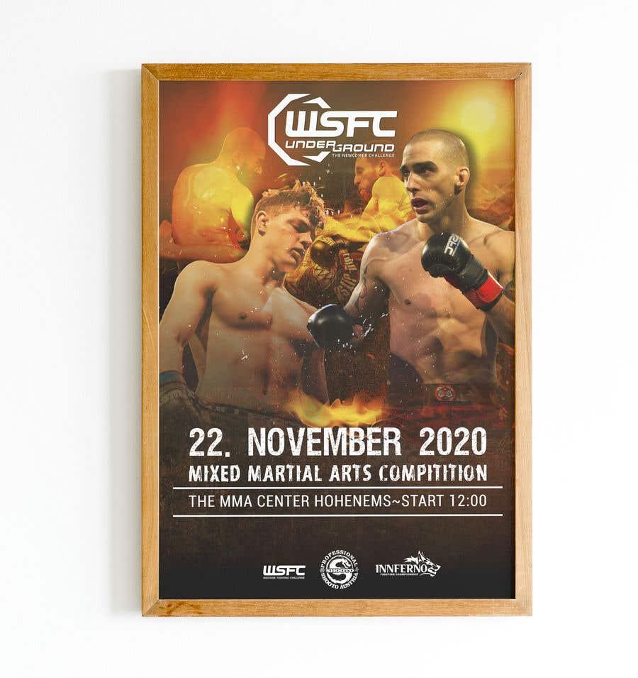 Bài tham dự cuộc thi #                                        59                                      cho                                         WSFC Underground Poster