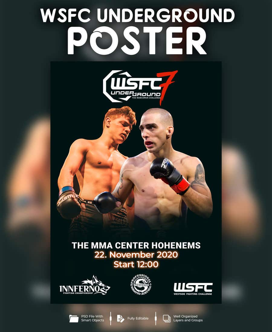 Bài tham dự cuộc thi #                                        57                                      cho                                         WSFC Underground Poster