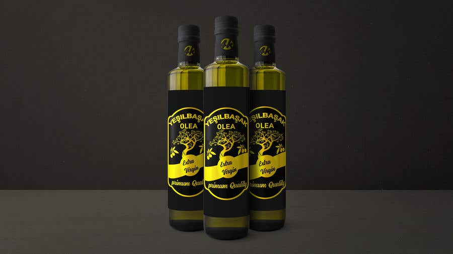 Proposition n°                                        170                                      du concours                                         Olive Oil Bottle Logo
