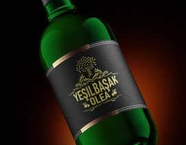 nº 140 pour Olive Oil Bottle Logo par NazmulsDesigns