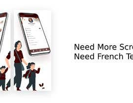 nº 23 pour Design app screenshots for Apple Store par butterbirb