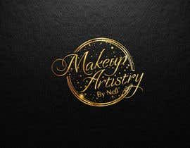 "#491 for LOGO creation for ""Makeup Artistry by Nell"" af eddesignswork"